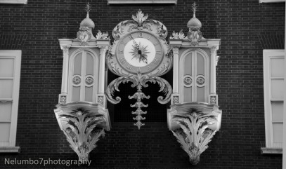Fortnum and Mason's clock